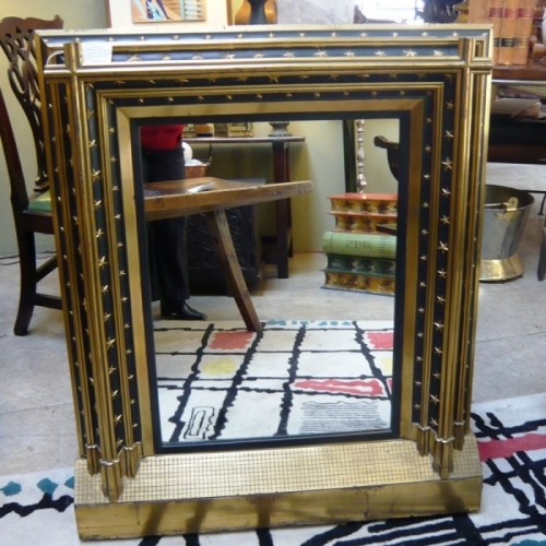 French Napoleon III Mirror