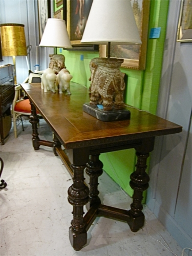 Renaissance Revival Console/Table