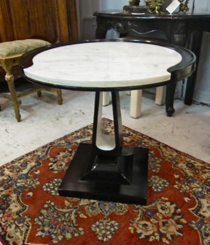 Carrera Marble Topped Table