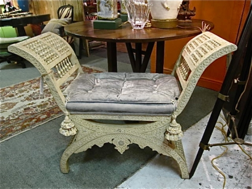 Antique Moroccan Bench