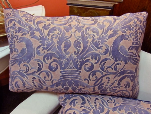 Fortuny Pillow in