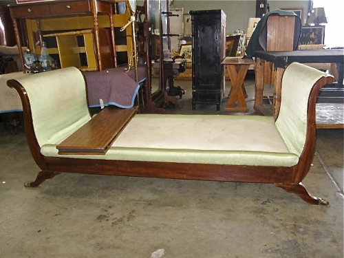 English Regency Style Daybed