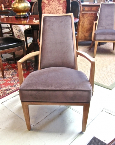 PAIR MID-CENTURY MONTEVERDI-YOUNG CHAIRS