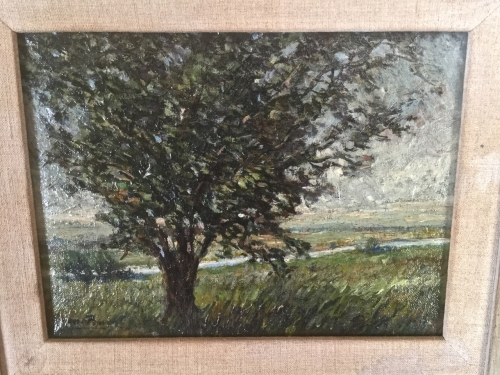 IMPRESSIONIST PLEIN AIRE PAINTING