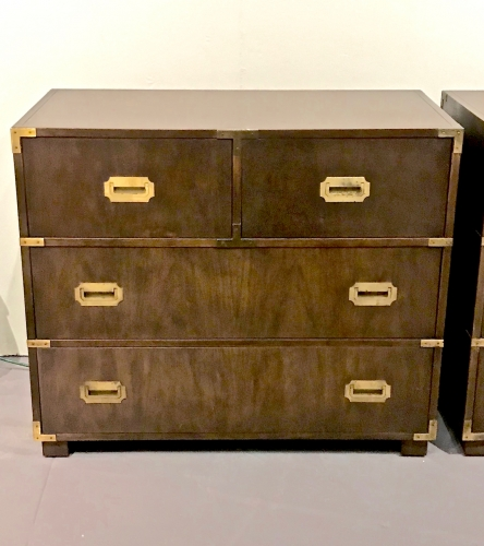 BAKER CAMPAIGN CHESTS c. 1950-60