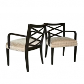 Paul Frankl Bridge Chairs