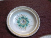 Early 19th c. Spanish Majolica Dish