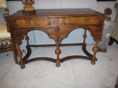 Early 18th c. William and Mary Lowboy