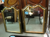 Pair of Regence-Style Mirrors