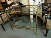 Mid-20th c. Bar Cart