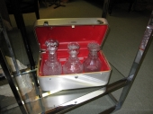 Vintage Mid-20 th c. Halliburton Train Case