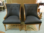 Hollywood Regency Klismos Chairs