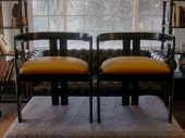 Pair of Tobia Scarpa Chairs