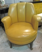 Monteverdi Young Leather Chairs