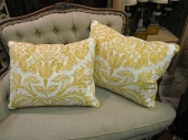 Fortuny Pillows in