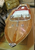 Azimut Scale Model Pleasure Boat
