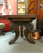 Renaissance Revival Center Table c. 1920
