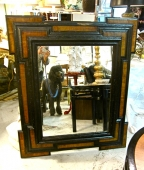 Dutch Baroque Period Mirror c. 1680