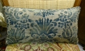 Unique Antique c. 1920 Fortuny Pillow II