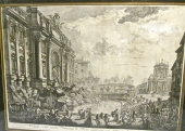 GIOVANNI BATTISTA PIRANESI 18TH C. ENGRAVING