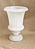 ALABASTER URN - LATE DECO c.1940-1950