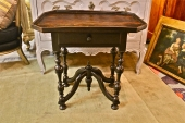 17TH/18TH C. FLEMISH SIDE TABLE