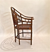 SET of 10 BRIGHTON PAVILION DINING CHAIRS