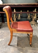 Set of 10 Regency Dining Chairs
