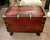 Early 19th c. Officer's Campaign Chest