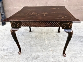CHINOISERIE GAMES TABLES