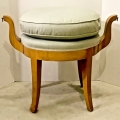 FRENCH DECO VANITY STOOL