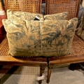 PAIR C. 1920s FORTUNY PILLOWS